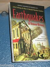 Earthquakes in Human History (Effects of Seismic Disruptions) 0691050708 ARC