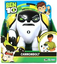 Cartoon Network Ben 10 Cannonbolt Battle With Your Favorite Alien Ages 4 & Up