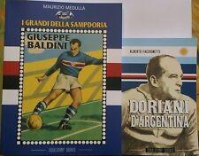I Grandi della Sampdoria Giuseppe Baldini - Doriani D'Argentina