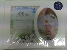"""10"""" x 8"""" Mam Sentiment Memory Photo Mount With Verse Perfect Present Gift"""