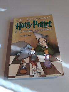 Rowling HARRY POTTER E LA PIETRA FILOSOFALE - Salani Brossura IV ristampa 2010