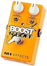 Brand New M.I. MI Audio Boost 'n' Buff -  booster and buffer pedal
