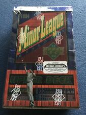 1994 UPPER DECK MINOR LEAGUE BASEBALL FACTORY SEALED BOX