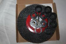 OTMT : BROSSE Circulaire en fils ondulés - RPM 45000  200 X 25 mm - 01L02952