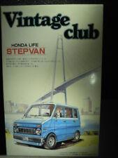 Aoshima 1300: Honda Life Step Van, seltener  Bausatz 1:20, NEU & OVP