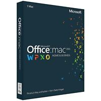 Office Mac home business 1 PK 2011