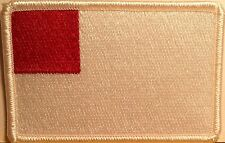 BILBAO SPAIN / ESPANA Flag Embroidered Iron-On Patch Emblem White Border