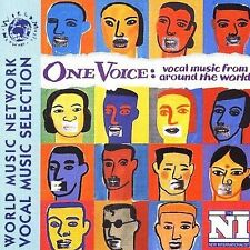 One Voice: Vocal Music From Around the World 1997 *NO CASE DISC ONLY*