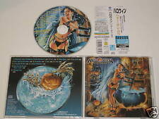 "HALLOWEEN/BETTER THAN ""QUE"" RAW (VICP-60235) CD AU JAPON+OBI"