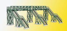 Kibri 37810 Passerelle quatre voies N Kit de montage
