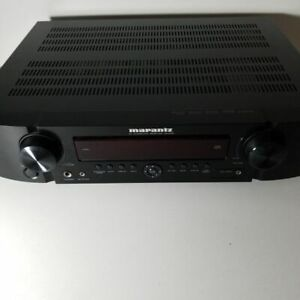 Marantz NR1402 Slim 5.1 Channel 50 Watt Home Theater Surround Sound Receiver
