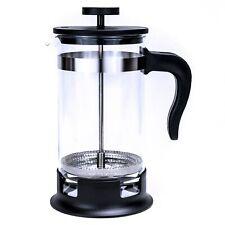 IKEA UPPHETTA Kaffee-/Teezubereiter aus Glas Edelstahl für Tee Kaffee 1l