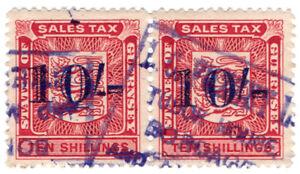 (I.B) Guernsey Revenue : Sales Tax 20/-