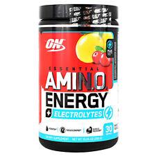 Optimum Nutrition Essential Amino Energy Electrolytes10.05 oz Cranberry Lemonade