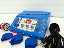 New Interferential Physical Therapy Machine Physiotherapy 4 Channel Equipment