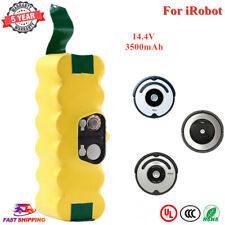 14.4V Replace For iRobot Roomba NI-MH Battery 3.5Ah R3 500 600 700 800 510 530