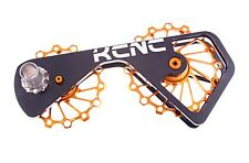 KCNC Road Bike Oversized Pulley Wheel System for Shimano Dura Ace/Ultegra Gold