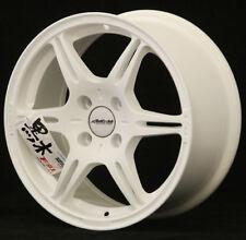"BUDDY CLUB - KUROKI JAPAN racing F91 MAG wheel 17 inch x 7.5"" - 5H X114.3"