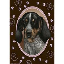 Paws Garden Flag - Bluetick Coonhound 171931