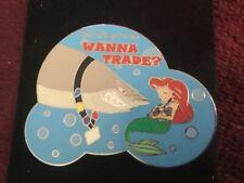 Disney Wdw - Wanna Trade Pin Series - Little Mermaid Ariel Pin