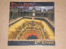 LANA LANE - LADY MACBETH - CD PROMO