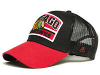 "Chicago Blackhawks ""Showcase"" NHL Trucker cap hat"