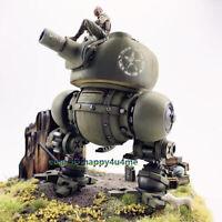 Unassambled 1/35 150mm Resin Figure Model kit Sherman Tank Fury Robot Unpainted