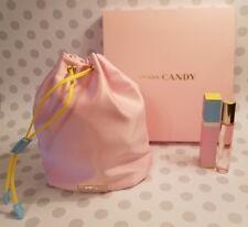 Prada Candy Pouch And Candy Sugar Pop Hair Mist New In Box ~ Cute!