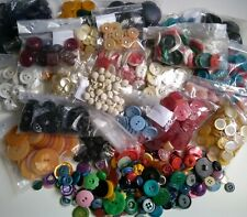 Large Mixed Lot Vintage Modern Buttons over 900 incl 20+ sets Crafts Sewing