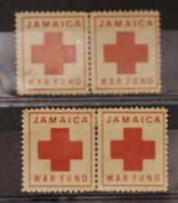 Military, War Jamaican Stamps (Pre-1962)