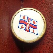 RNLI Golf Ball Marker (Vintage Brass)