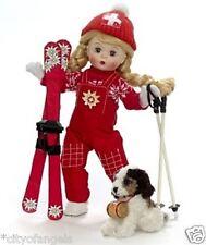 "NEW Madame Alexander Skiing The Alps Skater 8"" Doll #66690 Switzerland  NRFB"