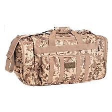 "Travel Bag Canvas Duffle Bag Travel Luggage Cabin Army Military Crossbag 16"""