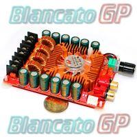 MODULO TDA7498E AMPLIFICATORE DIGITALE CLASSE D 160W x 2 THD 1% BTL 220W MONO