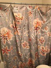 Anthroplogie Shower Curtain Excellent Condition!