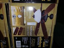 52-in Oil Rubbed Bronze Indoor Ceiling Fan with Light & Remote Control 3 Speed