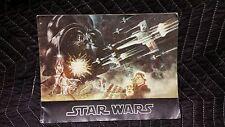 George Lucas ORIGINAL STAR WARS 1977 PROGRAM  RARE! High Value Item
