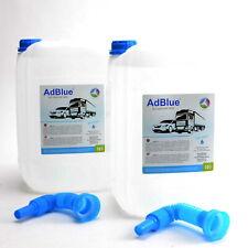 AdBlue® 20 Liter (2X10L) Harnstofflösung Additiv für Diesel mit Ausgießer OXAB20
