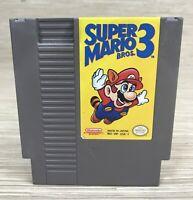 Nintendo Super Mario Bros 3 NES Cartridge Video Game