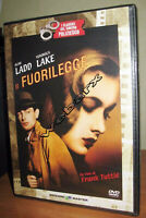 IL FUORILEGGE DVD NUOVO SIGILLATO ALAN LADD FRANK TUTTLE 1942