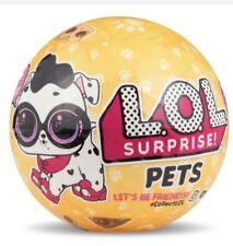 4 x LOL sorpresa animali domestici Series 3 WAVE 2 SIGILLATO ORIGINALE