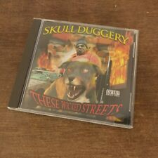 SKULL DUGGERY - THESE WICKED STREETS C-Murder Fiend Master P Mia X NO LIMIT 1998