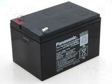 Genuine Panasonic LC-RA1212PG1 valve regulated lead acid battery