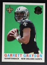 2015 Topps Football 60th Anniversary Throwbacks #T60GG Garrett Grayson
