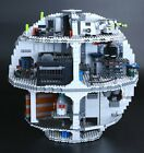 Star Wars Death Star- MORTE NERA - Lego Compatibile 10188- 3803 pezzi - nuovo