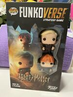 Funko Pop Funkoverse Harry Potter 101 Strategy Board Game New Sealed 2 Players