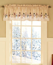 Holiday Curtains Drapes Valances For Sale