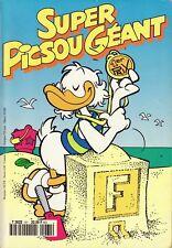 Super Picsou Géant N°61 - Eds. Disney Hachette Presse - 1994