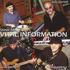 Come on In by Steve Smith & Vital Information (Drums  CD