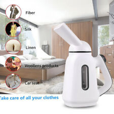 Clothes Garment Steamer Handheld Upright Iron Portable 850W Easy Steam Sanitise